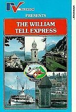 The William Tell Express (VHS) ~ Railway Video ~ Switzerland Video ~ Swiss Rail