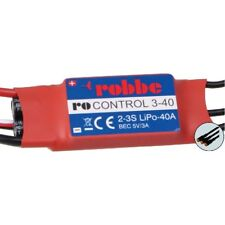 Brushless Regler RO-CONTROL 3-40 2-3S -40(55)A