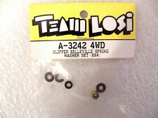 Team Losi A-3242 4WD Slipper Belleville Spring Washer Set XX-4 (XX4) Vintage New