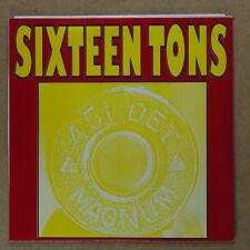 "SIXTEEN Tono-TRIGGER HAPPY/Bonesaw *** us-7"" - VINILE *** NEW ***"