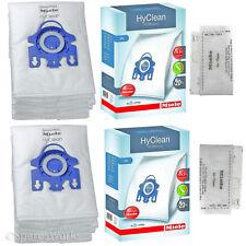 12 x Borsa sacchetto per Aspirapolvere Miele GN  3 microfiltri  3 filtri motore