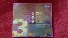 MOZART - DON GIOVANNI  (RICCARDO MUTI). BOX 3 CD WARNER CLASSICS