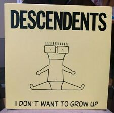 The Descendents I Don't Want to Grow Up LP Vinyl