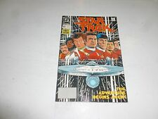 STAR TREK Comic - No 1 - Date 10/1989 - DC Comics