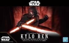 Bandai Star Wars 1/12 KYLO REN The rise of Skywalker Ver.