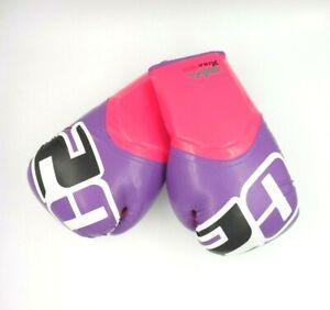 Combat Corner CRNR C2 Turbo Boxing Gloves XtraFresh | Pink/Purple 12 oz.