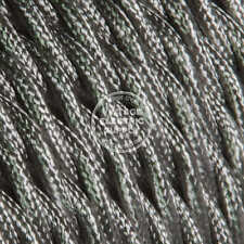 Stainless Steel Twisted Cloth Covered Electrical Wire -Braided Rayon Fabric Wire