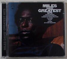 MILES DAVIS / GREATEST HITS / COLUMBIA LEGACY LABEL / 1997