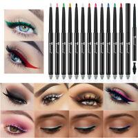 stylo l'ombre à paupière crayon les cosmétiques pour les yeux pigments fluo