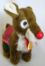Rudolph Red Nosed Reindeer Plush