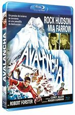 AVALANCHE  (1978) **Blu Ray B** Rock Hudson, Mia Farrow, Robert Forster