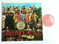 THE BEATLES ‎– Sgt. Pepper's Lonely Hearts Club Band 1976 LA Reissue VG+/VG+