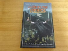 Rare Copy Of The Outlaw Prince Tpb Graphic Novel!