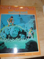 """""""THE KING OF THE WORLD"""" Wallace Wood. Softcover 1978 graphic novel"""