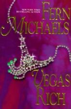 Vegas Rich by Fern Michaels (1996, Hardcover)