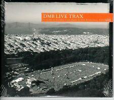 Dave Matthews Band * Live Trax 2 * Golden Gate Park feat. Carlos Santana 3-CD's