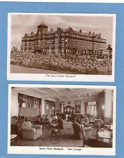 More details for 2 savoy hotel blackpool rp pcs unused ref k536