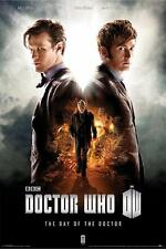 Doctor Who Day of the Doctor Poster, 24x36
