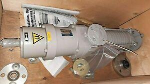 """Corken SCM16WC2S2GV142 Multi 2-Stage Side Channel Pump 1-1/2"""" x 3/4"""" Flanged"""
