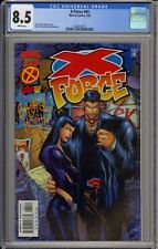 X-FORCE #65 - CGC 8.5 - ADAM POLINA ART - BRUTAL YOUTH - 1626850017