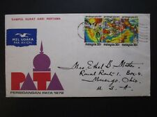 Malaysia 1972 Sampul Surat First Day Cover / Details Pamphlet Inside - Z3902