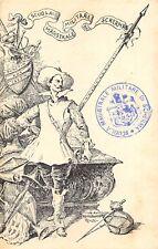 4179) SCUOLA MAGISTRALE MILITARE DI SCHERMA.