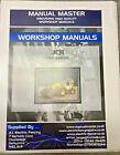 JCB Loadall 520,525,530,540 Telehandler Service Workshop Manual - FREE DELIVERY