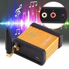 Bluetooth 4.2 Audio Receiver Stereo Hi-Fi Box Adapter RCA Output Support APTX EM