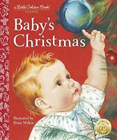 Babys Christmas (Little Golden Book) by Esther Wilkin