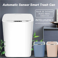 14L Smart Automatic Induction Rubbish Can Electric Sensor Trash Can Waste Bins