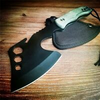 Axe Survival Camping Tool Tactical Outdoor Hatchet Hand Hunting Army Axe 2020