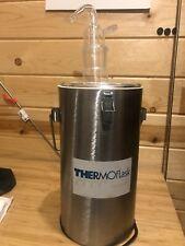 Chemglass 5550 500ml Flask Cg 4530 01 Vacuum Flask With Thermoflask