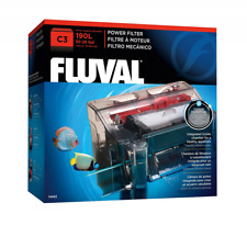 Fluval C3 Power Filter for aquariums between 20 to 50 gallons