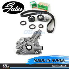 """Gates """"HTD"""" Timing Belt Kit Oil Pump for 99-08 Daewoo Lanos Chevrolet Aveo Aveo5"""