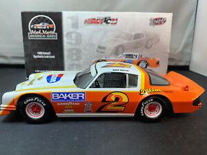 Action #2 Amsoil Mark Martin Historical 1980 Camaro Xtreme NASCAR 1/24 Diecast