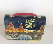 VINTAGE LOST IN SPACE LUNCHBOX 1967 Space Productions.
