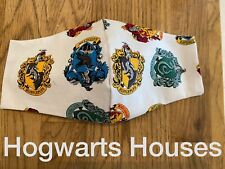 Harry Potter/Hogwarts 🧹🔮🦉Washable Facemask. (Handmade in Ireland)
