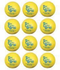 Total Control Ball Tcb 82 Softball Weighted Training Hitting Batting Aid ~ 12 Pk