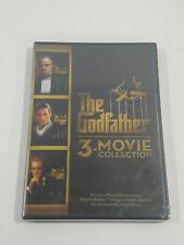 THE GODFATHER 3 Movie Collection New Sealed DVD