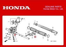 GENUINE HONDA STEERING RACK SLIDER + GUIDE CIVIC TYPE R EP3