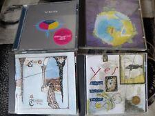 Yes – Highlights/Yes 90125,Fragile-Genesis Trespass -Prog Rock JOB LOT