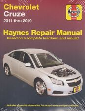 2011-2019 Chevrolet Cruze Haynes Repair Service Workshop Shop Manual 23823