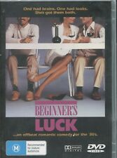 BEGINNERS LUCK - Sam Rush, Riley Steiner, Charles Homet - DVD