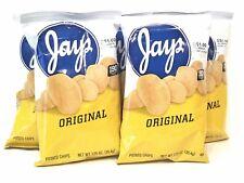 JAY'S ORIGINAL Potato Chips A Chicago Original 10 Pack 1.25oz bags