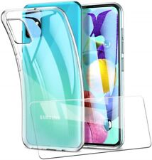 COVER CUSTODIA + PELLICOLA IN VETRO TEMPERATO PER SAMSUNG GALAXY A71 A 71