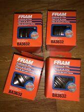 4 - Fram BA3632 CA3632 Air Breather Filter Element  Chrysler OE 3462094 5214561