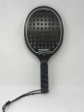 Vintage Wooden Paddleboard Racquet
