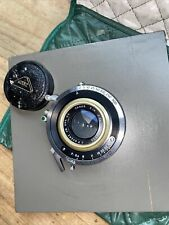"C. P. Goerz Gold Rim Dagor 6"" f6.8 lens"