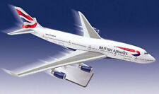 British Airways Boeing 747-400 1:250 nouveau b747 modèle BA premier planes sm747-64