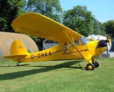 1/7 Scale R/C Aeronca K / Cl Zero Plans, Templates, Instructions